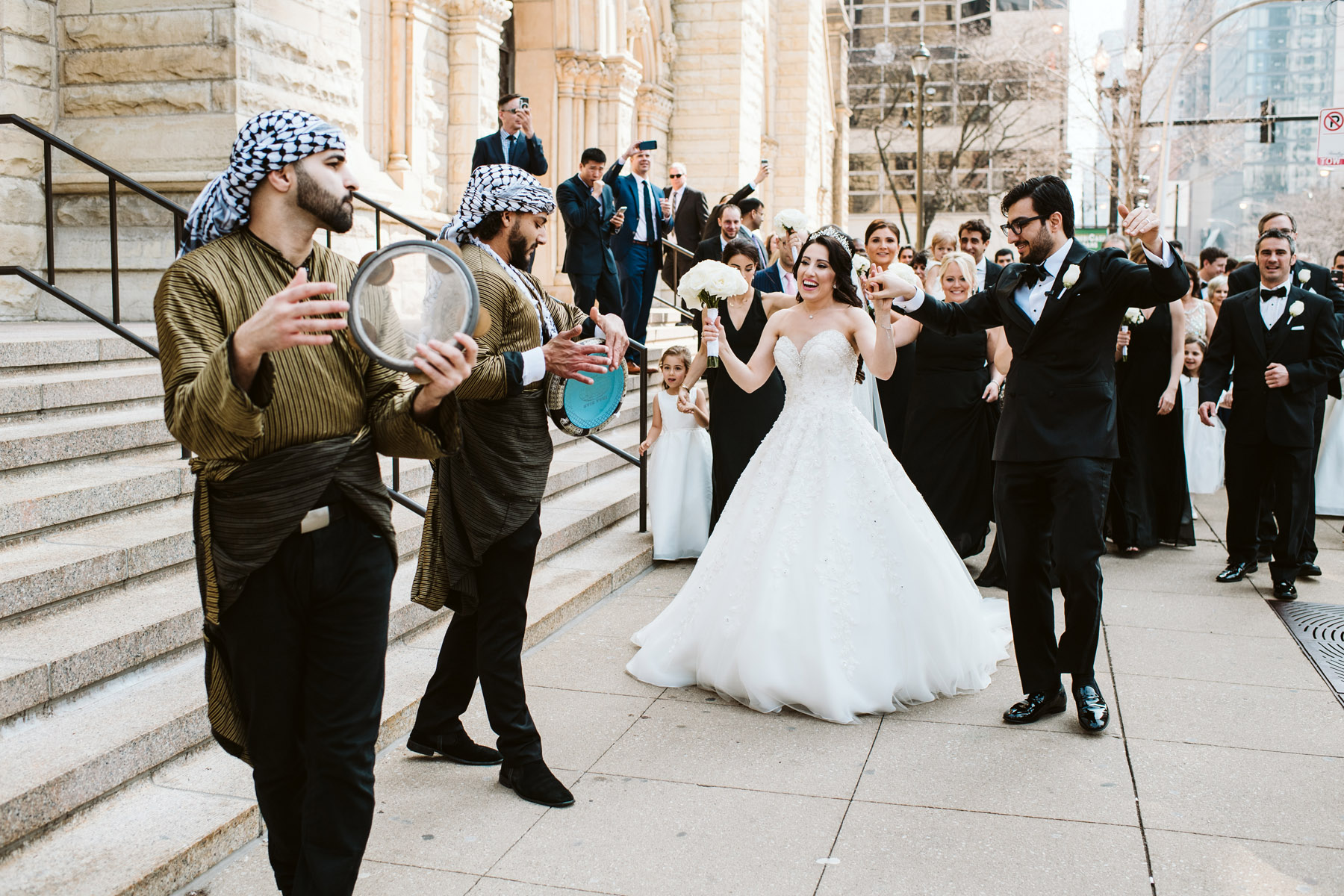 Holy Name Cathedral Wedding
